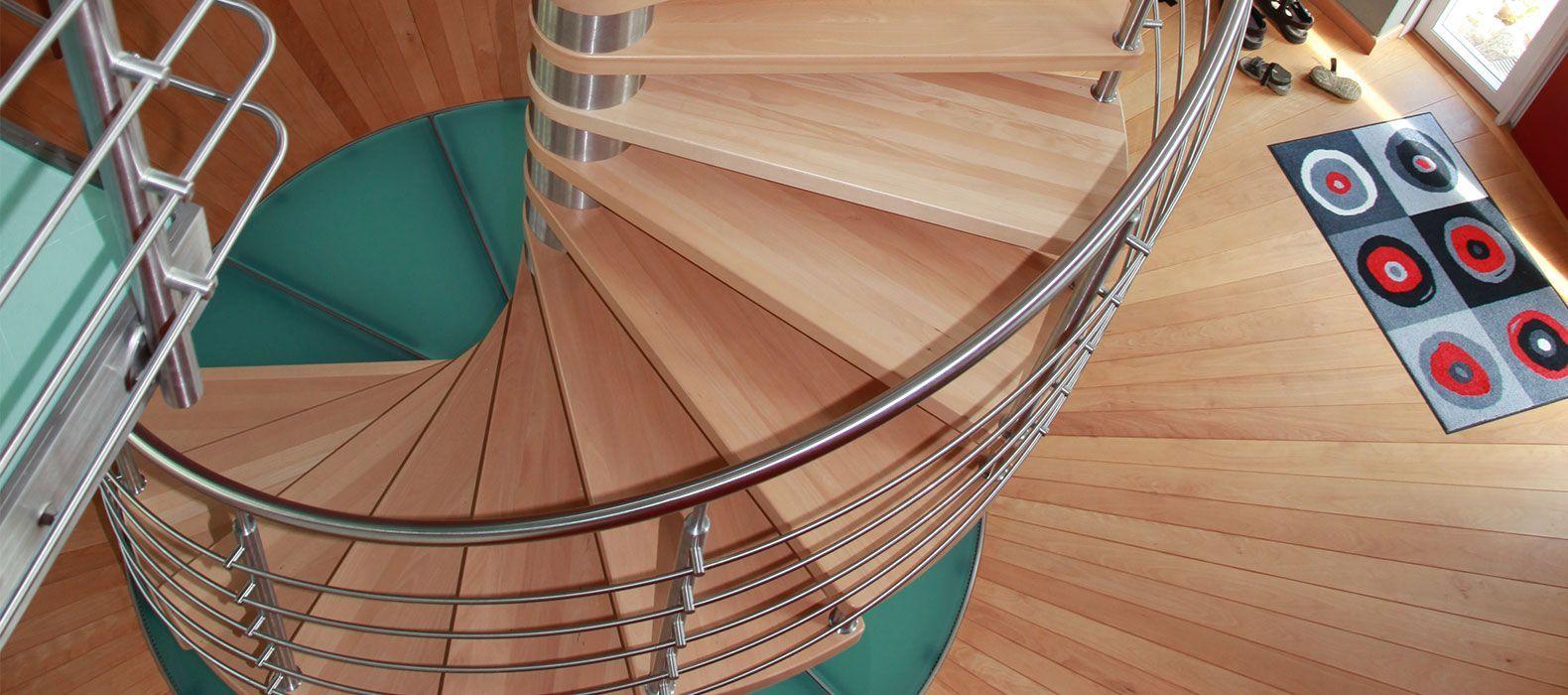 faltwerktreppe von fhs treppen - treppenhersteller für fachkunden